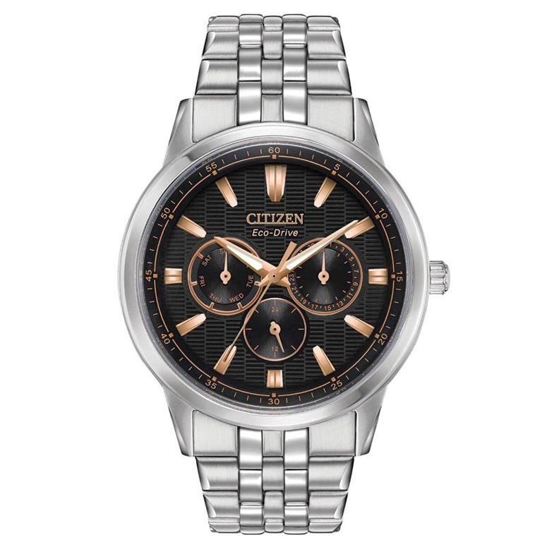 シチズン Citizen 男性用 腕時計 メンズ ウォッチ ブラック BU2070-55E 送料無料 【並行輸入品】