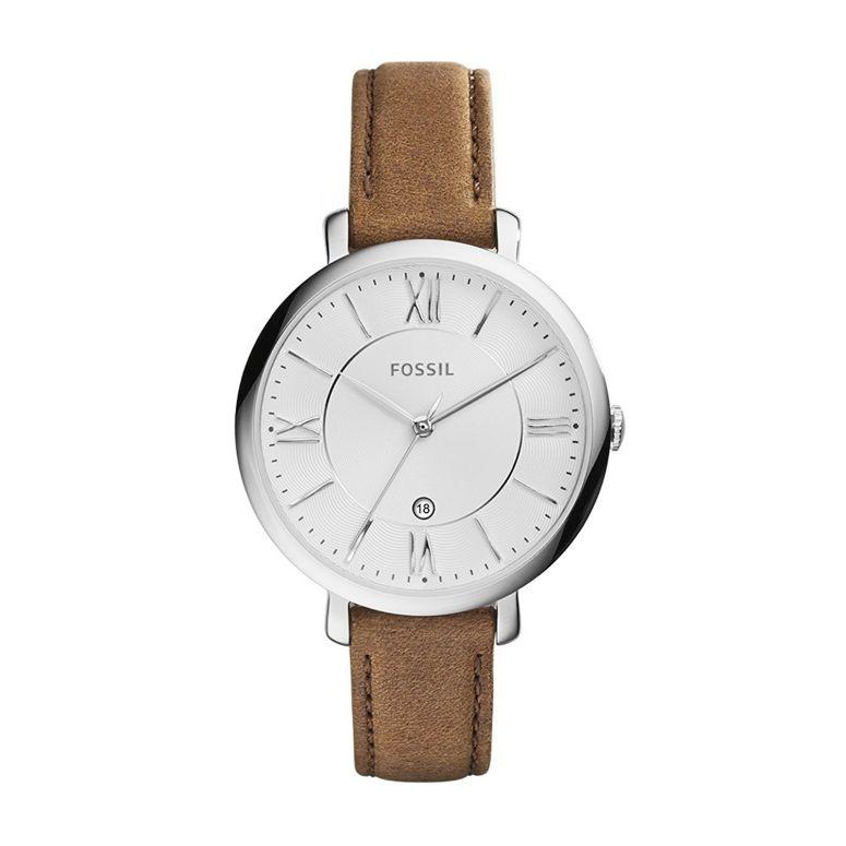 フォッシル Fossil 女性用 腕時計 レディース ウォッチ ホワイト ES3708 送料無料 【並行輸入品】