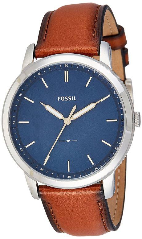 フォッシル Fossil 男性用 腕時計 メンズ ウォッチ ブルー FS5304 送料無料 【並行輸入品】