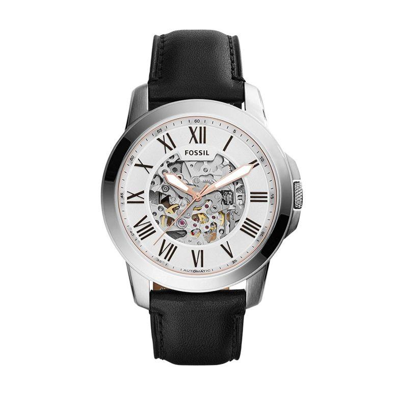 フォッシル Fossil 男性用 腕時計 メンズ ウォッチ シルバー ME3101 送料無料 【並行輸入品】