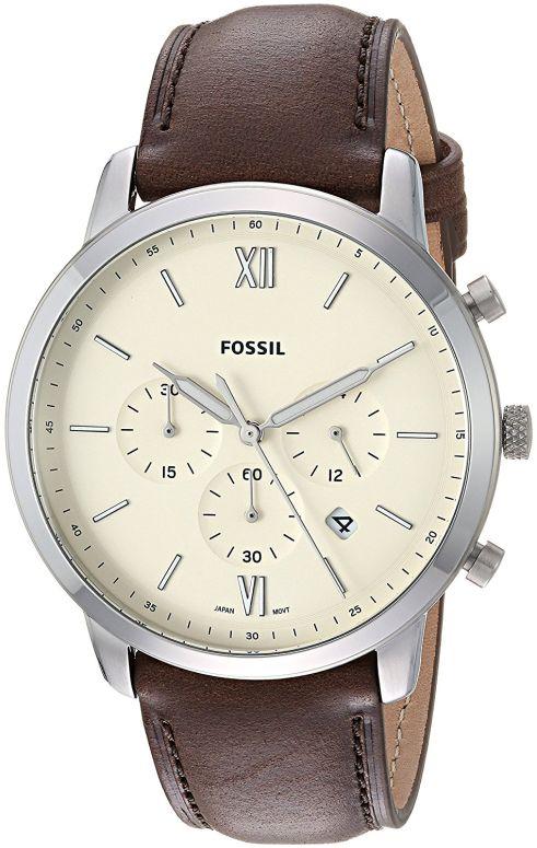 フォッシル Fossil 男性用 腕時計 メンズ ウォッチ クロノグラフ ベージュ FS5380 送料無料 【並行輸入品】