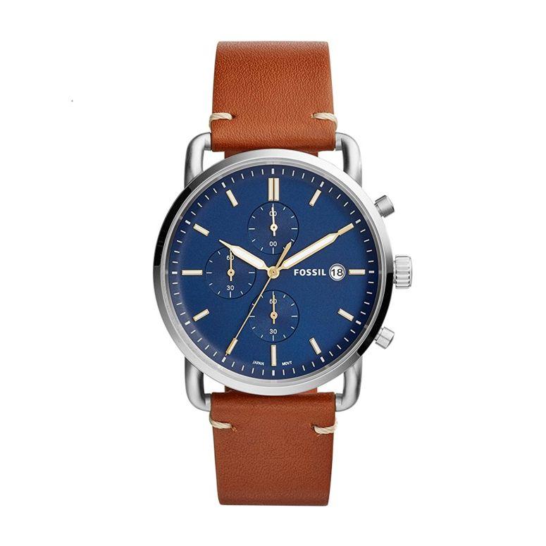 フォッシル Fossil 男性用 腕時計 メンズ ウォッチ ブルー FS5401 送料無料 【並行輸入品】