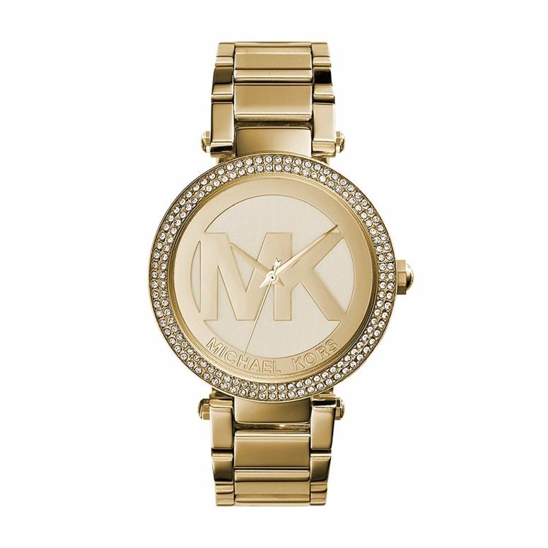 マイケルコース Michael Kors 女性用 腕時計 レディース ウォッチ ゴールド MK5784 送料無料 【並行輸入品】