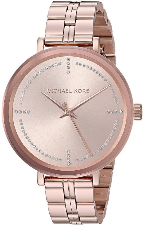 並行輸入品 ニューヨーク Michael Kors正規品直輸入 マイケルコース 品質保証 Kors 女性用 腕時計 ウォッチ レディース ローズゴールド MK3793 送料無料