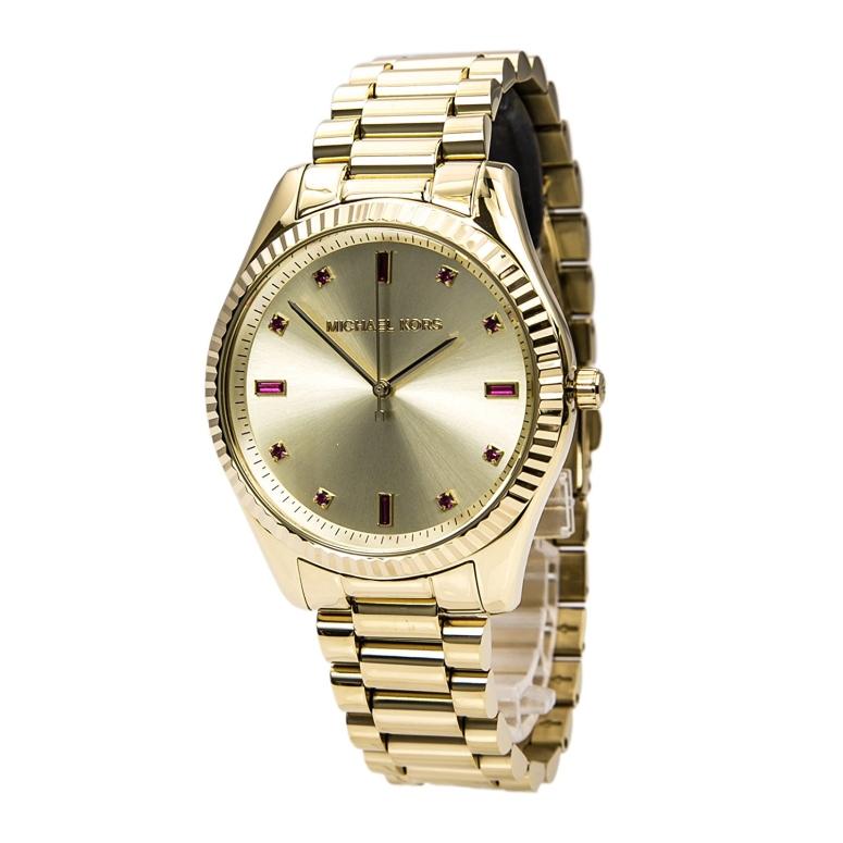 マイケルコース Michael Kors 女性用 腕時計 レディース ウォッチ ゴールド MK3246 送料無料 【並行輸入品】