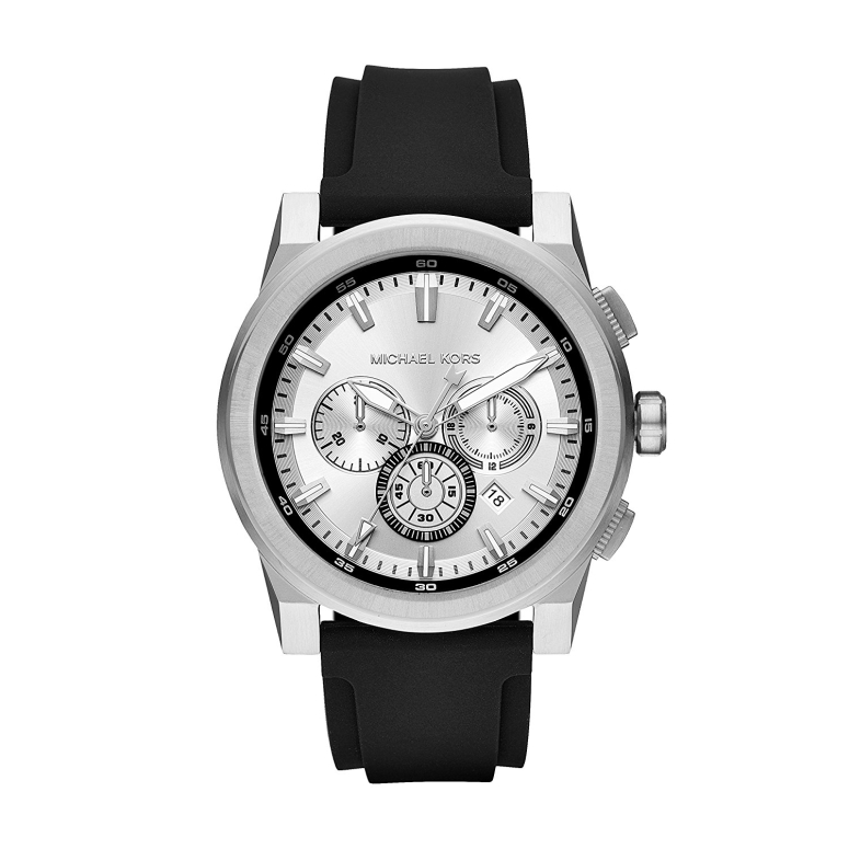 マイケルコース Michael Kors 男性用 腕時計 メンズ ウォッチ シルバー MK8596 送料無料 【並行輸入品】