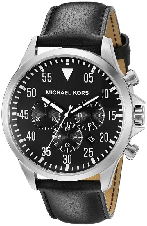 マイケルコース Michael Kors 男性用 腕時計 メンズ ウォッチ ブラック MK8442 送料無料 【並行輸入品】