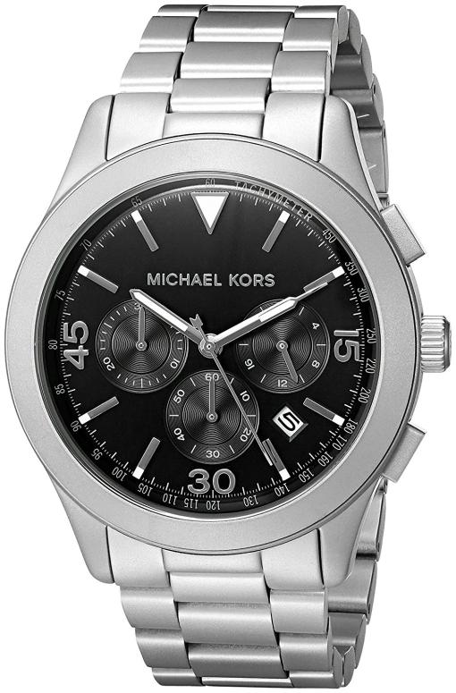 マイケルコース Michael Kors 男性用 腕時計 メンズ ウォッチ ブラック MK8469 送料無料 【並行輸入品】