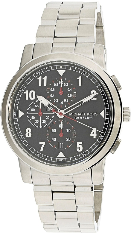 マイケルコース Michael Kors 男性用 腕時計 メンズ ウォッチ ブラック MK8549 送料無料 【並行輸入品】