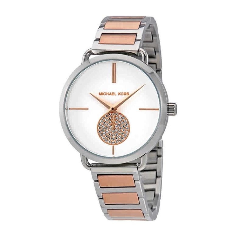 マイケルコース Michael Kors 男性用 腕時計 メンズ ウォッチ シルバー MK3709 送料無料 【並行輸入品】