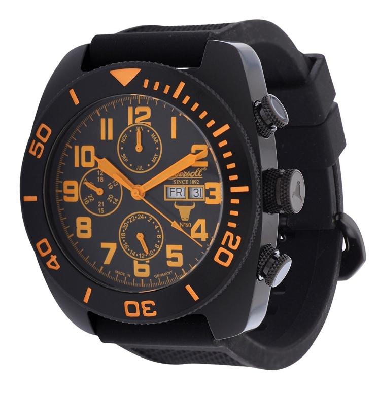 インガソール Ingersoll 男性用 腕時計 メンズ ウォッチ ブラック IN1306BKBK 送料無料 【並行輸入品】