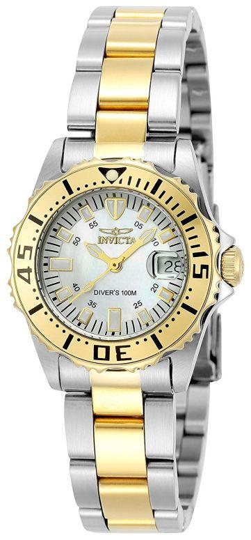 インビクタ Invicta インヴィクタ 女性用 腕時計 レディース ウォッチ パール 6895 送料無料 【並行輸入品】
