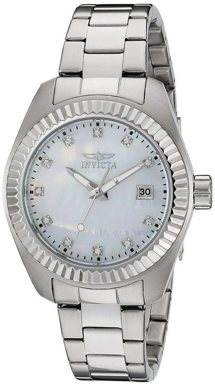 インビクタ Invicta インヴィクタ 女性用 腕時計 レディース ウォッチ パール 20351 送料無料 【並行輸入品】