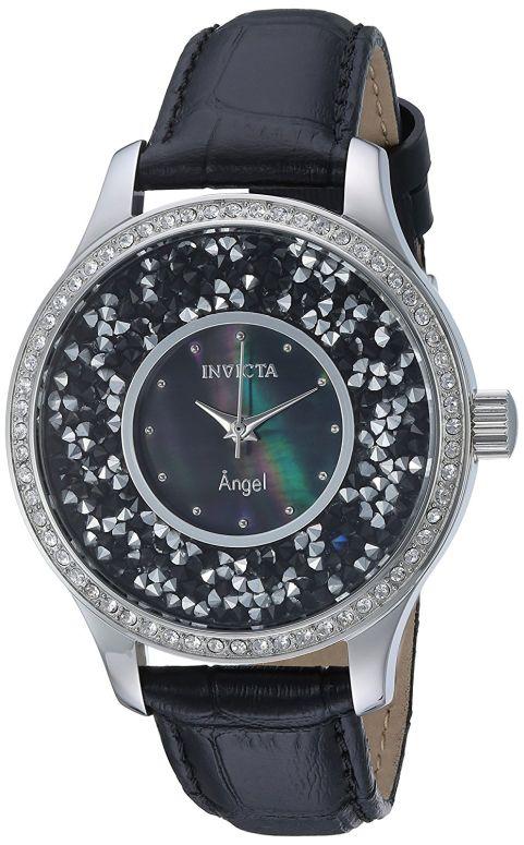 インビクタ Invicta インヴィクタ 女性用 腕時計 レディース ウォッチ ブラック 24592 送料無料 【並行輸入品】