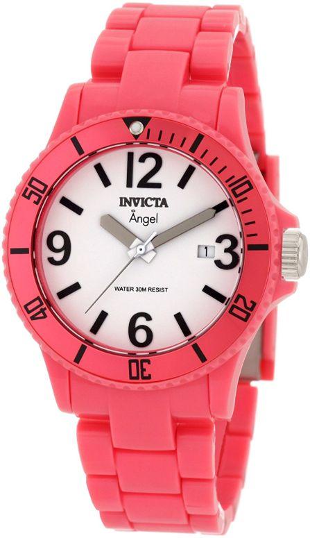 インビクタ Invicta インヴィクタ 女性用 腕時計 レディース ウォッチ ホワイト 1209 送料無料 【並行輸入品】
