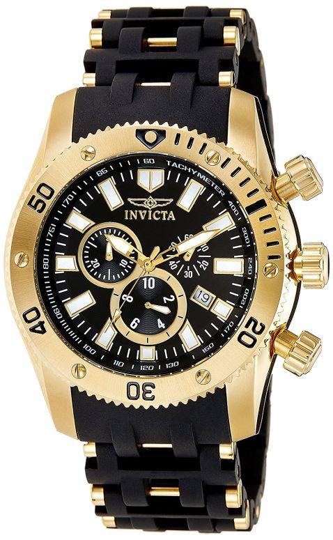 インビクタ Invicta インヴィクタ 男性用 腕時計 メンズ ウォッチ ブラック 0140 送料無料 【並行輸入品】