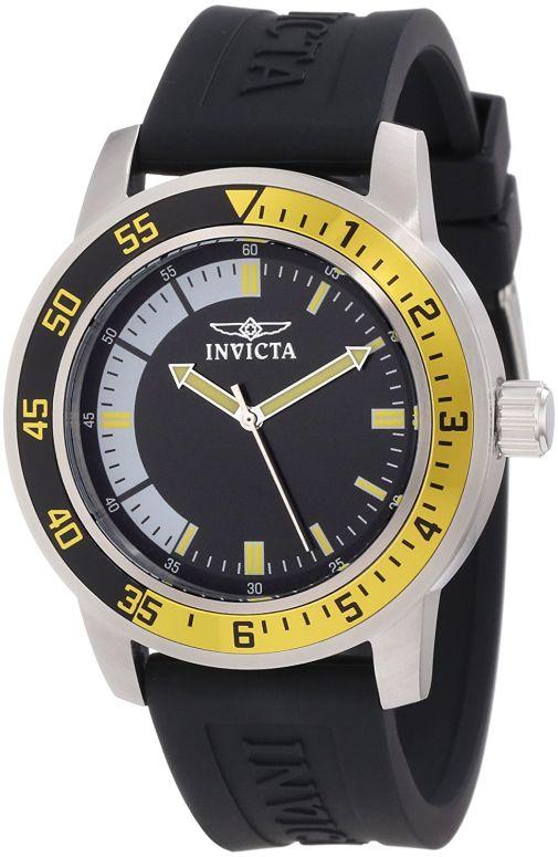インビクタ Invicta インヴィクタ 男性用 腕時計 メンズ ウォッチ ブラック 12846 送料無料 【並行輸入品】