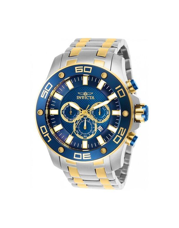 インビクタ Invicta インヴィクタ 男性用 腕時計 メンズ ウォッチ クロノグラフ ブルー 26082 送料無料 【並行輸入品】