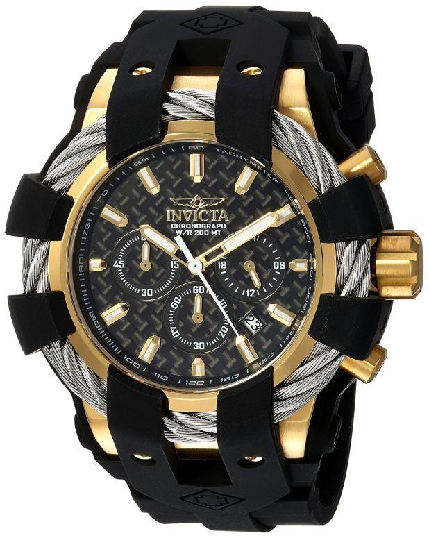 インビクタ Invicta インヴィクタ 男性用 腕時計 メンズ ウォッチ ブラック 23860 送料無料 【並行輸入品】