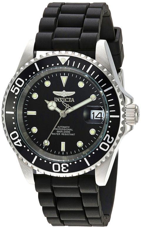 インビクタ Invicta インヴィクタ 男性用 腕時計 メンズ ウォッチ ブラック 23678 送料無料 【並行輸入品】