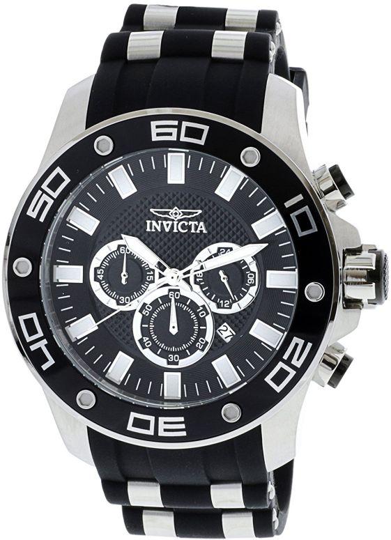 インビクタ Invicta インヴィクタ 男性用 腕時計 メンズ ウォッチ クロノグラフ ブラック 26084 送料無料 【並行輸入品】