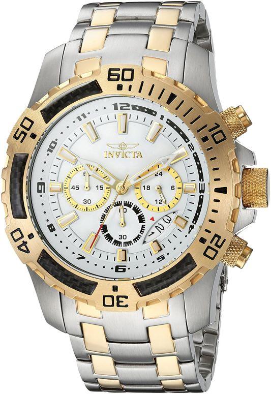 インビクタ Invicta インヴィクタ 男性用 腕時計 メンズ ウォッチ シルバー 24859 送料無料 【並行輸入品】