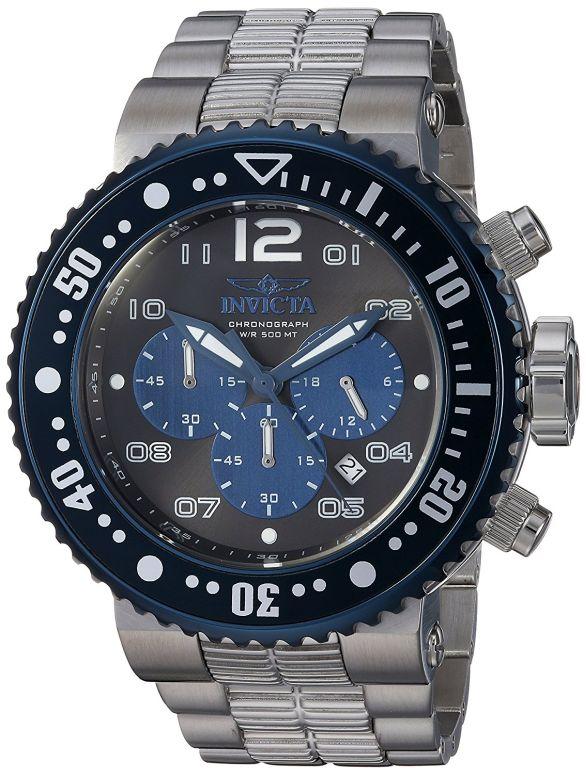 インビクタ Invicta インヴィクタ 男性用 腕時計 メンズ ウォッチ ブラック 25074 送料無料 【並行輸入品】