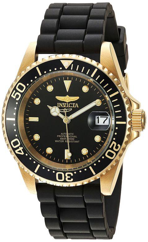 インビクタ Invicta インヴィクタ 男性用 腕時計 メンズ ウォッチ ブラック 23681 送料無料 【並行輸入品】