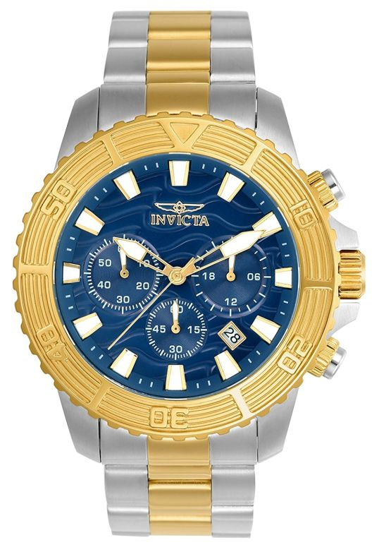 インビクタ Invicta インヴィクタ 男性用 腕時計 メンズ ウォッチ ブルー 24002 送料無料 【並行輸入品】