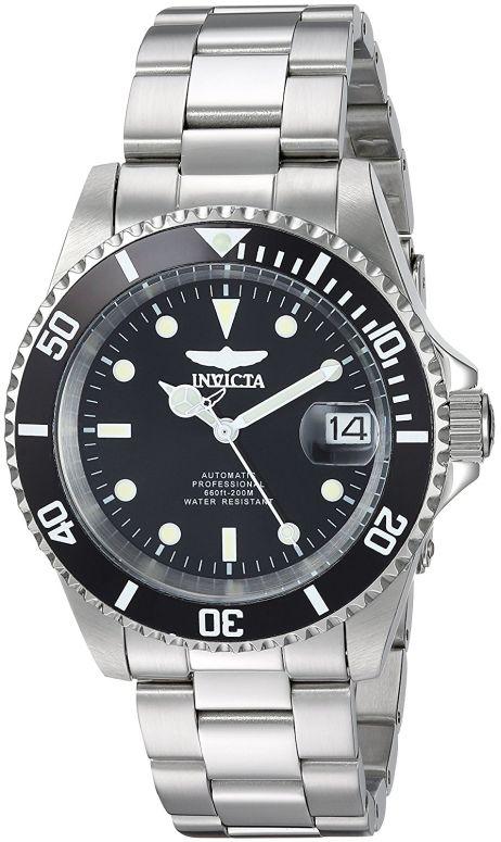 インビクタ Invicta インヴィクタ 男性用 腕時計 メンズ ウォッチ ブラック 24760 送料無料 【並行輸入品】