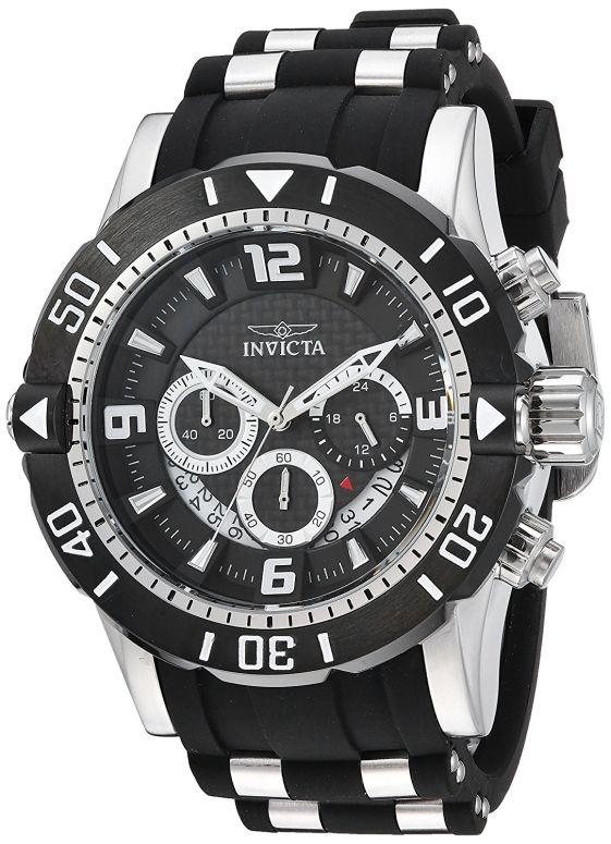 インビクタ Invicta インヴィクタ 男性用 腕時計 メンズ ウォッチ ブラック 23696 送料無料 【並行輸入品】