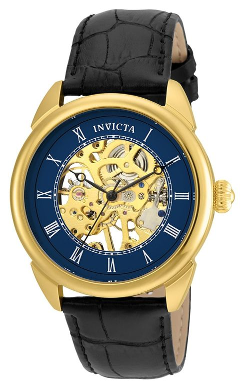 インビクタ Invicta インヴィクタ 男性用 腕時計 メンズ ウォッチ ゴールド 23536 送料無料 【並行輸入品】