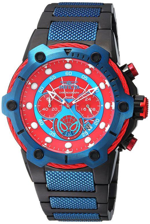 インビクタ Invicta インヴィクタ 男性用 腕時計 メンズ ウォッチ レッド 25782 送料無料 【並行輸入品】