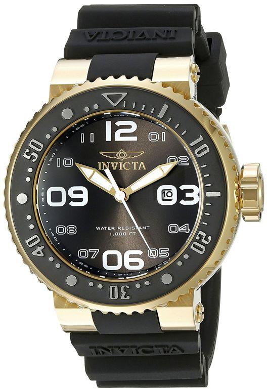 インビクタ Invicta インヴィクタ 男性用 腕時計 メンズ ウォッチ ブラック 21521 送料無料 【並行輸入品】