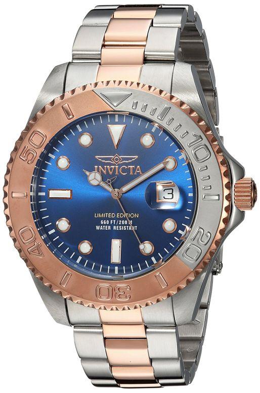 インビクタ Invicta インヴィクタ 男性用 腕時計 メンズ ウォッチ ブルー 24626 送料無料 【並行輸入品】