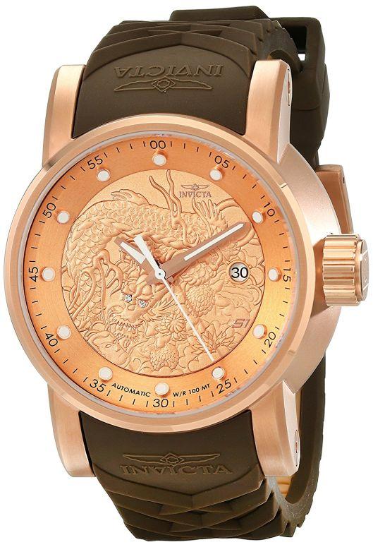 インビクタ Invicta インヴィクタ 男性用 腕時計 メンズ ウォッチ ローズゴールド 12791 送料無料 【並行輸入品】