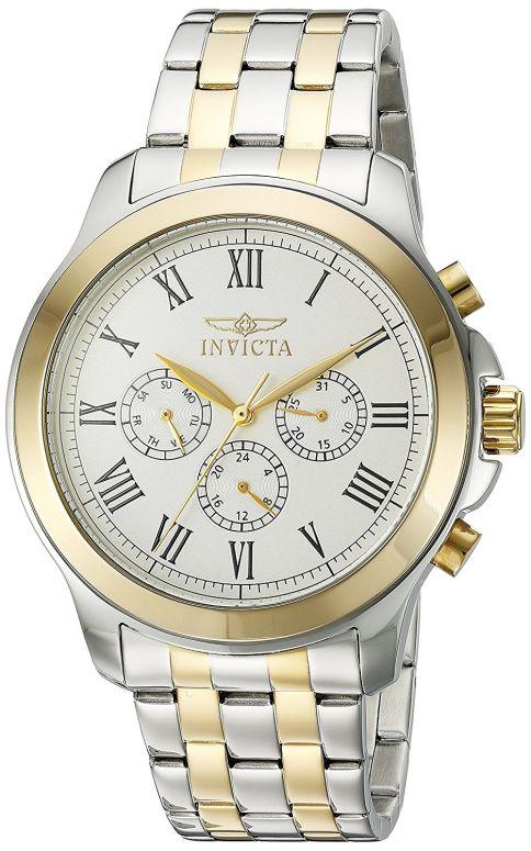 インビクタ Invicta インヴィクタ 男性用 腕時計 メンズ ウォッチ シルバー 21659 送料無料 【並行輸入品】