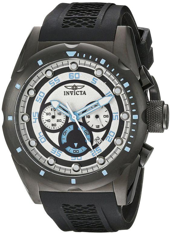 インビクタ Invicta インヴィクタ 男性用 腕時計 メンズ ウォッチ シルバー 20303 送料無料 【並行輸入品】