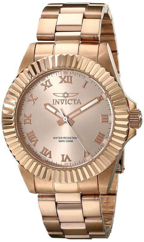 インビクタ Invicta インヴィクタ 男性用 腕時計 メンズ ウォッチ ローズゴールド 16738 送料無料 【並行輸入品】