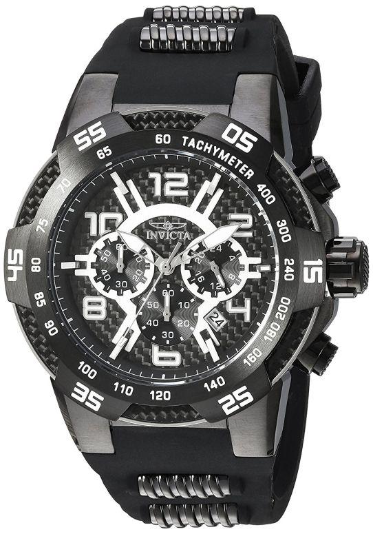 インビクタ Invicta インヴィクタ 男性用 腕時計 メンズ ウォッチ ブラック 24236 送料無料 【並行輸入品】
