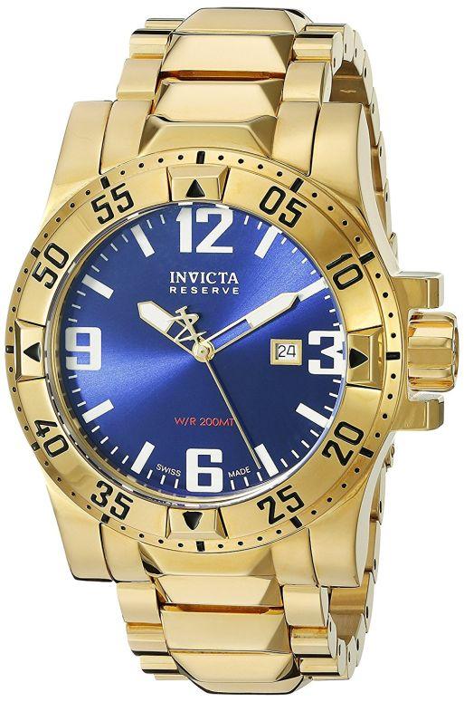 インビクタ Invicta インヴィクタ 男性用 腕時計 メンズ ウォッチ ブルー INVICTA-6248 送料無料 【並行輸入品】