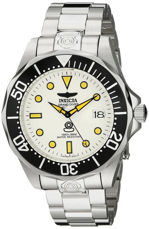 インビクタ Invicta インヴィクタ 男性用 腕時計 メンズ ウォッチ ホワイト INVICTA-10640 送料無料 【並行輸入品】