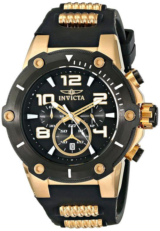 インビクタ Invicta インヴィクタ 男性用 腕時計 メンズ ウォッチ ブラック 17200 送料無料 【並行輸入品】