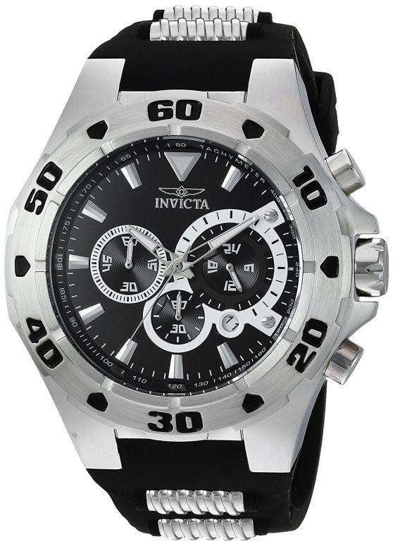 インビクタ Invicta インヴィクタ 男性用 腕時計 メンズ ウォッチ ブラック 24676 送料無料 【並行輸入品】