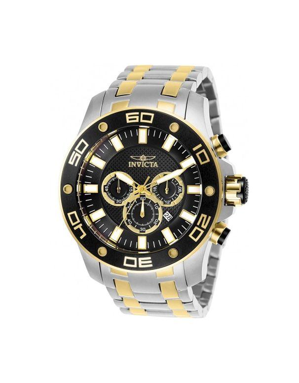 インビクタ Invicta インヴィクタ 男性用 腕時計 メンズ ウォッチ クロノグラフ ブラック 26081 送料無料 【並行輸入品】