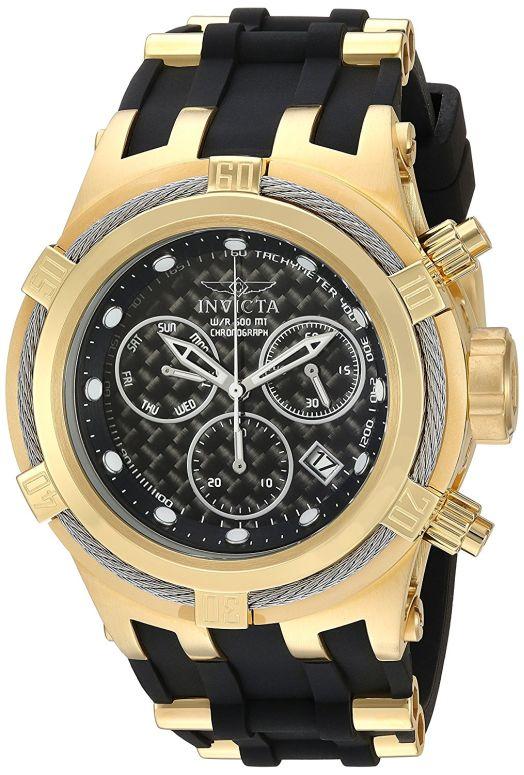 インビクタ Invicta インヴィクタ 男性用 腕時計 メンズ ウォッチ ボルト bolt ブラック 22447 送料無料 【並行輸入品】