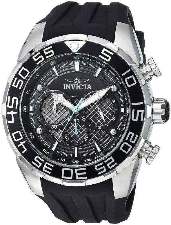 インビクタ Invicta インヴィクタ 男性用 腕時計 メンズ ウォッチ ブラック 26314 送料無料 【並行輸入品】