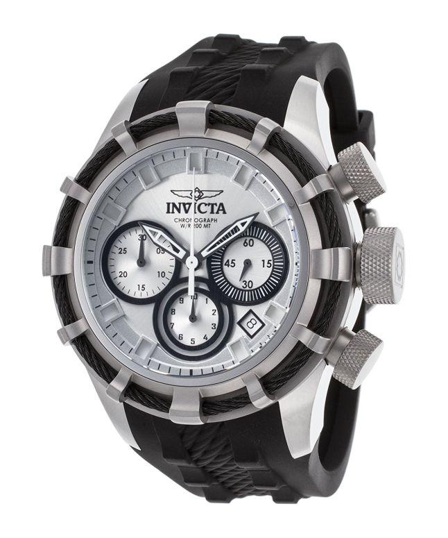 インビクタ Invicta インヴィクタ 男性用 腕時計 メンズ ウォッチ ボルト bolt シルバー 22147 送料無料 【並行輸入品】