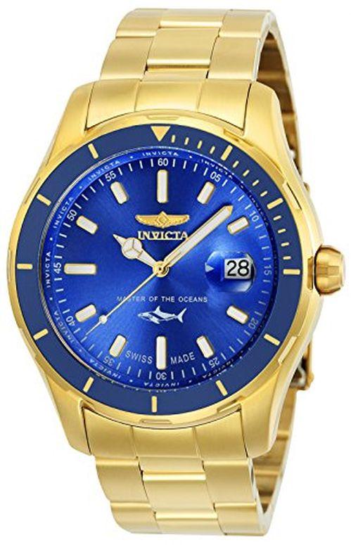 インビクタ Invicta インヴィクタ 男性用 腕時計 メンズ ウォッチ ブルー 25811 送料無料 【並行輸入品】