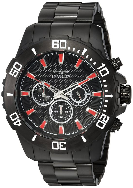 インビクタ Invicta インヴィクタ 男性用 腕時計 メンズ ウォッチ ブラック 22549 送料無料 【並行輸入品】